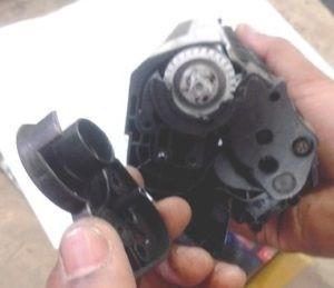آموزش شارژ کارتریج- مرحله 2-2