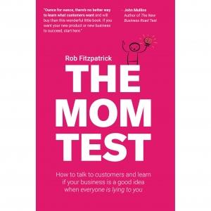 the mom test دانلود کتاب تست مامان