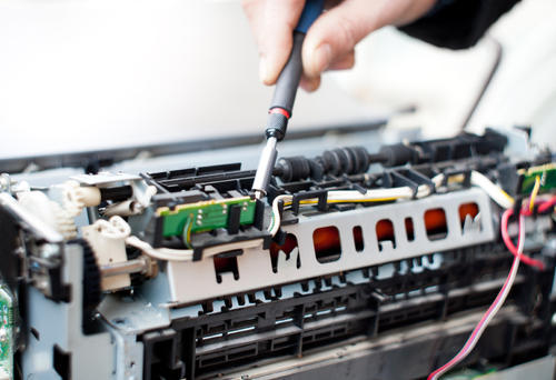 تعمیر دستگاه فکس شارپ