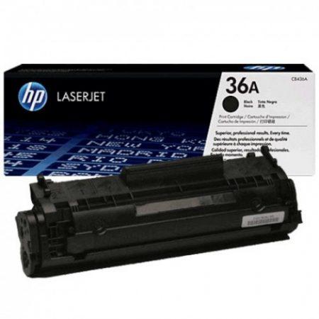 مشخصات، قیمت و خرید کارتریج تونر مشکی HP 36A